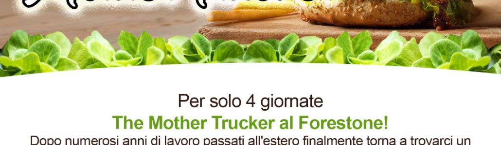 Street Food al Forestone